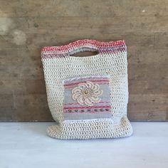 Handmade bag , eco bag