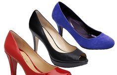 The Frisky's Ultimate Guide To Comfortable High Heels