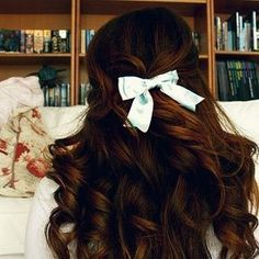 Love these curls!