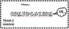 Faire de la conjugaison - Rituels sous forme de questions dictées
