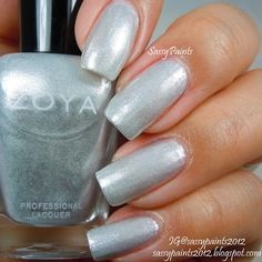 Sassy Paints: Zoya Seraphina from the Zenith Winter-Holiday Collection