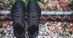 Adidas Yeezy 350 boost Pirate Black Women