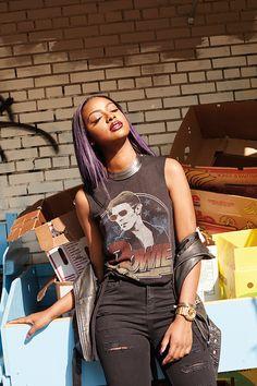 Meet R&B Rising Star Justine Skye