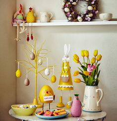 Design and Decor: Easter decor ideas