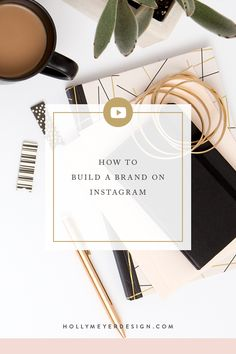 Behind the Scenes: My Creative Process — Holly Meyer Design Instagram Feed Layout, Instagram Plan, Instagram Grid, Instagram Design, Instagram Posts, Instagram Marketing Tips, Business Branding, Business Tips, Baking Business