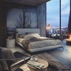 Luxury Master Bedrooms 😍
