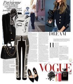 """Charm of Paris"" by ellie366 ❤ liked on Polyvore"