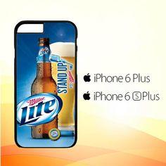 miller lite W3094 iPhone 6 Plus|6S Plus Case