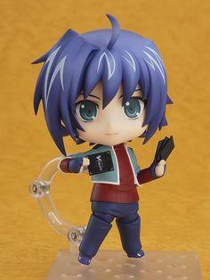 Cardfight!! Vanguard! Sendo Aichi chibi figurine.