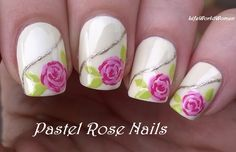 Easy Nail Art Designs With Toothpicks To Bend Light