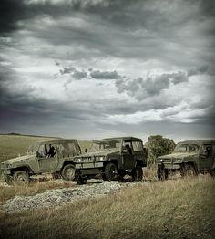 Agrale Marruá Militar
