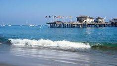 Pier, Santa Barbara, C A