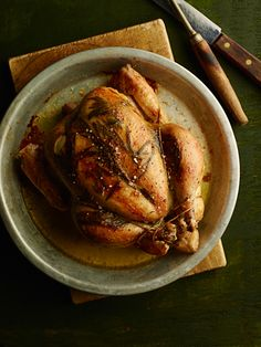 The new roast chicken by Benoit Levac, via Behance