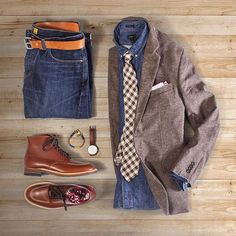 Your weekend fashion grid styled by @matthewgraber! #ootd #ootdmen #menswear #mensfashion #menstyle #bowsnties #dapper #style #gq #fashiongrid