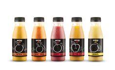 Enjoy smoothie and juice by Emir Rifat ISIK, via Behance