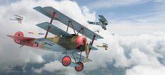 Jagdgeschwader 1 (JG 1) of World War I, was a fighter unit of the German Luftstreitkräfte, comprising four Jastas (fighter squadrons). It was formed on 24 June 1917, with Manfred von Richthofe...