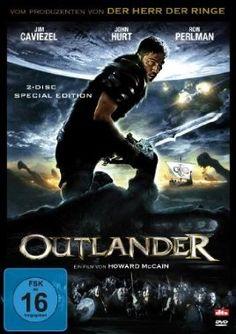 Outlander  2008 USA,Germany      IMDB Rating 6,3 (35.710)  Darsteller: Jim Caviezel, Sophia Myles, Jack Huston, John Hurt, Cliff Saunders,  Genre: Action, Adventure, Sci-Fi,  FSK: 16