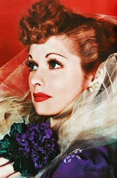 Lucille Ball:Forever one of the funniest comedians.