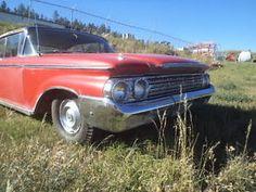 1960 Mercury Monarch Cranbrook British Columbia image $2000