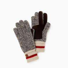 Womens Roots Cabin Glove