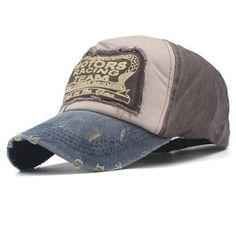 8354a6f67778b NYPD - Motor Racing Club Caps. Vintage Baseball ...