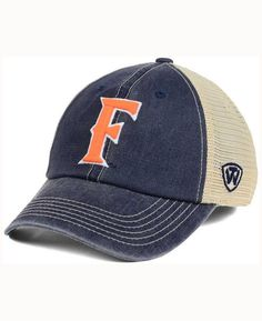 Top of the World Cal State Fullerton Titans Wicker Mesh Cap