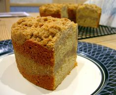 Cinnamon Streusel Coffee Cake « Baking Bites