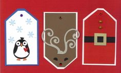 Christmas Tags 2012 by Penny Strawberry - Cards and Paper Crafts at Splitcoaststampers