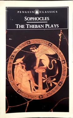The Theban Plays by Sophocles Penguin Classics Literature Drama used paperback Penguin Classics, Classic Books, Book Worms, New Books, Plays, Penguins, Greece, Literature, Royalty