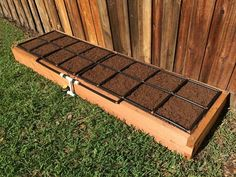 All-in-one, tool-free cedar Raised Garden Kit w/ included Garden Grid watering system. Everything you need to grow a quality garden, in one kit. Cedar Raised Garden Beds, Raised Beds, Raised Bed Kits, Raised Bed Garden Design, Cedar Garden, Cedar Fence, Garden Irrigation System, Cypress Gardens, Water Systems