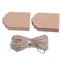 Cheap tag blank, Buy Quality tag australia directly from China tag magic Suppliers: 100PCS Natural Brown Kraft Paper Tags With Jute Twine For DIY Gifts Crafts Price Tags Luggage Tags Name Tags