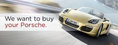 Consider selling your Porsche to the Porsche professionals at Porsche of Arlington who will take care of it and give it a good family.  #sellyourcarfriday #porsche #arlington #itstime #verkaufdeinautofreitag #RosenthalAuto