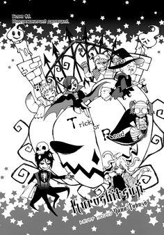 Чтение манги Тёмный дворецкий 18 - 86 Путешествующий дворецкий - самые свежие переводы. Read manga online! - ReadManga.me