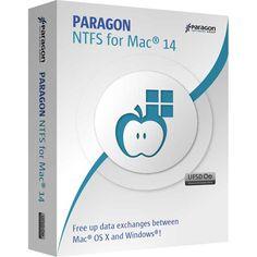Paragon NTFS per Mac gratis per chi ha OS X da 10.6 a 10.10