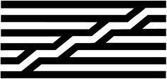 Jean Widmer - logotype centre pompidou, 1974
