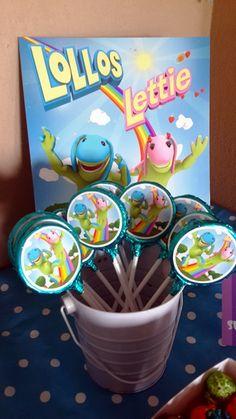 Lollos Chocolate Lollipops