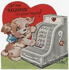 """Let Me """"Register"""" In Your Heart! * 1500 free paper dolls at Arielle Gabriel's The International Paper Doll Society also at The China Adventure of Arielle Gabriel free paper dolls *"""