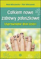 Całkiem nowe zabawy paluszkowe. Usprawnianie dłoni dzieci Speech Therapy, Kindergarten, Homeschool, English, Education, Math, Reading, Books, Kids