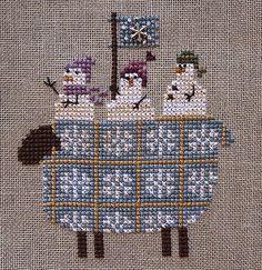 Winter Sheep FINISHED   Flickr: Intercambio de fotos