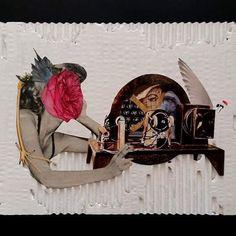 Tu mirada  @los.dias.contados #losdiascontados #collage #diacolas #collageoftheday #collageart #collageonpaper #C_Expo #vintage #collagecollectiveco #collageartwork #illustration #analogcollage #art #handcutcollage #artsy #instaartist #contemporaryart #artoftheday #interiordecor #gallery #wallart #abstract #contemporaryart #contemporaryartist #contemporaryartcurator #contemporaryartgallery