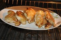 Lemon vermouth chicken