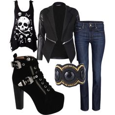 """Gemma Teller Morrow From Sons Of Anarchy"" by foreverchasingtheirishone on Polyvore"