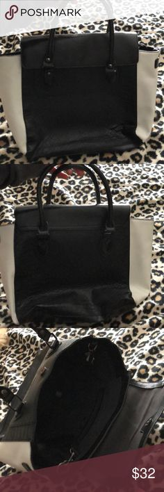 Massimo crocodile saffiano leather satchel In perfect condition comes with strap Bags Satchels