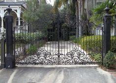 Driveway gates***
