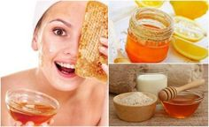 Reduce Wrinkles with these 5 Honey Masks - Step To Health Bentonite Clay Mask, Calcium Bentonite Clay, Prévenir Les Rides, Candied Almonds, Salicylic Acid, Tea Tree Oil, Pure Products, Ethnic Recipes, Beauty