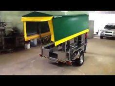 Carrinho para venda de caldo de cana, acompanha moenda de cana toda em inox com capacidade de 200 lts. hora, rolos em inox, carrinho com toldo retrátil, poss...