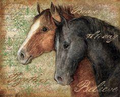 Lang - March   2016 Wallpaper | Enchanted Equine