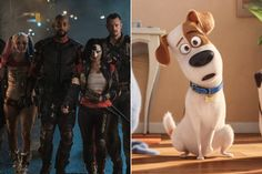 """Strong performances from """"The Secret Life of Pets"""" and """"Suicide Squad"""" have the movie business barreling ahead to a record box office this year, one prominent Wall Street analyst said in a report o…"""