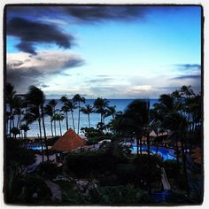 Today's Ka'anapali, #Maui morning brought to you by @Brawler505th!