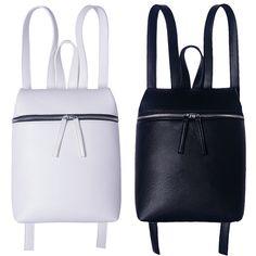 Mujer Descuento Cuero Y Marca Blanco Mochila Pu Viajes 25 Cosméticos Minimalista De Negro Diaria 25 Diseñador 13 Comprar xBwPtF